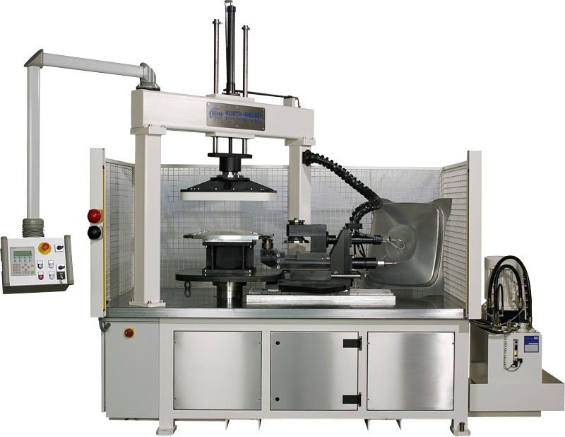 Metal Trimming and Forming machines | Gigant Industries